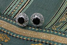 Onyx Handmade Stud Fashion Earrings