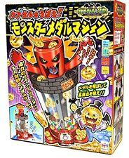 Après École Monster Vegas Médaille Machine Avec / Suivi Mouvements # Neuf Japon
