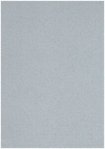 10 Fogli A4 Metallico Glitter Argento Scheda STARDUST Lustrini 280gsm Spesso