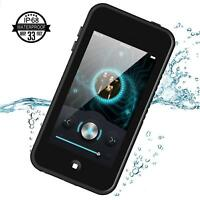iPod Touch 5th&6th Gen Waterproof Shockproof Case Screen Protector Underwater