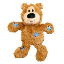Kong Wild Knots Bear Dog Puppy (Strong Knotted Rope) Squeaky Plush Toy MED/LARGE