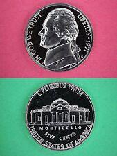 1971 S Proof Jefferson Nickel Beautiful Mirror Cameo Finish Flat Rate Shipping