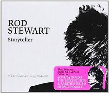 Rod Stewart - Storyteller -  New 4CD Set + 68 Page Booklet