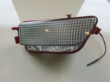 GENUINE CITROEN C4 2004-10 REAR BUMPER HATCHBACK LEFT REVERSE LAMP LIGHT LENS