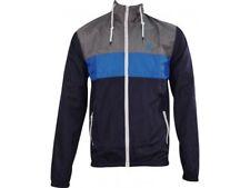 Unsung Hero Mile End Quaeterdeck Hooded Windrunner Zip up Jacket Mens Cc68 Stretch Limo Usht0372 Op D130 M
