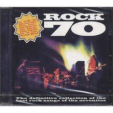 FREE THE WHO DIRE STRAITS GENESIS CREAM SANTANA RAINBOW TOTO RUSH CD 1998 SEALED