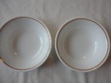 Vintage Corelle Indian Summer Dessert-Fruit Bowls Corning Set of 2 Never Used