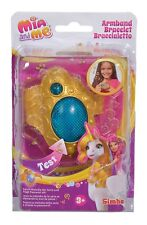 Simba 109480101mia and Me Bracelet With Light and Sound