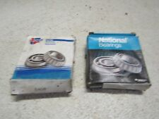 BRAND NEW CARQUEST & NATIONAL LOT 2 REAR WHEEL BEARING 6408 FITS VARIOUS VEHICLE