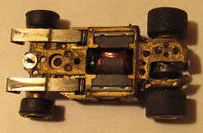 AFX G-Plus Slot Car Chassis, Lightened