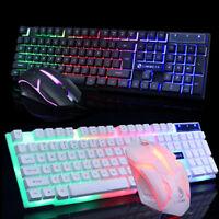 Tastiera Mouse Set  Adattatore USB Rotella di scorrimento 3D antiscivolo