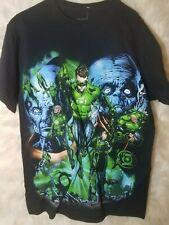 Green Lantern T-Shirt Mens Medium Licensed NEW