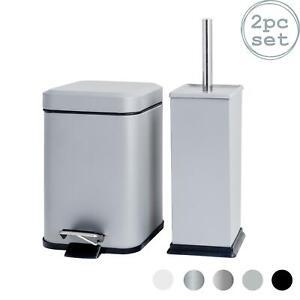 color blanco bremermann Rialto 2,8 L Cubo de basura con pedal