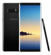 """New"" Samsung Galaxy Note8 SM-N950U 64GB Midnight Black (Verizon Unlocked)"