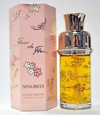 Fleur De Fleurs  Nina Ricci Perfume Women 1.6oz/50ml  Eau de Toilette Spray