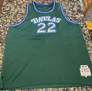 DALLAS MAVERICKS NBA Jersey ROLANDO BLACKMAN 1983-84 Mitchell & Ness Men's 60