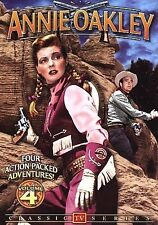 Annie Oakley:Vol 4 TV Series DVD