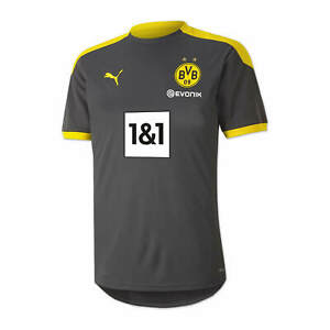 Puma BVB Borussia Dortmund Training Jersey Trainingsshirt 2020 2021 Gr. 128 176