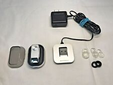 Motorola Bluetooth Headset H12, Case Spn5447A and Charger Syn2317A - Euc