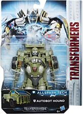 Transformers The Last Knight All Spark Tech Autobot Hound Action Figure