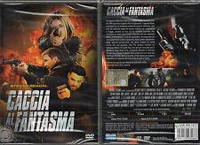 CACCIA AL FANTASMA - DVD (NUOVO SIGILLATO) STEVEN SEAGAL