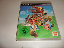 PLAYSTATION 3 One Piece Unlimited Word Red