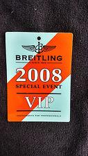 BREITLING LANYARD BADGE 2008