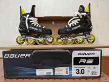 Bauer Rs Roller Hockey Skates - Jr
