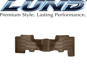 Lund 383005-T Catch-It Custom Floormats-Rear Only 02-08 Chevy Trailblazer Tan