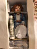 """Great AMERICAN Doll Company 17"""" Marlene Special Ed  Gadco - Rotraut Schrott NIB!"""