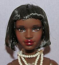 Selma Dupar James Barbie Nude AA Articulated Doll w/ Necklace, Stand & COA (#2)