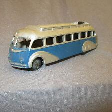 59E Vintage Dinky France 29E Autocar Isobloc Bus Repeint