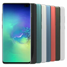 Samsung Galaxy S10 Plus SM-G975U 128GB - Fully Unlocked, Verizon, T-Mobile, AT&T