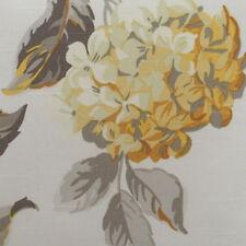 Set of 4 Laura Ashley 9 inch x 9 inch fabric off cuts - Hydrangea Chamomile