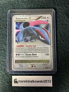 Salamence Lv.X Pokemon Card 98/99 Platinum Arceus Holo