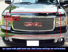 Fits GMC Sierra 1500 New Body Billet Grille 07-11 2011