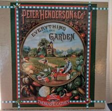 Peter Henderson & Co. Manual of Everything for the Garden 750 Piece Jigsaw NIP