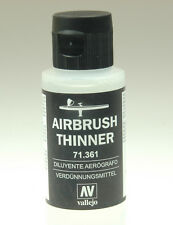 Vallejo 71361 Airbrush Verdünner, 60 ml (10,00 € / 100 ml)