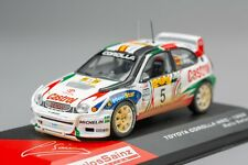Toyota Corolla WRC #5 Sáinz/Moya DNF Rally Safari 1998 ALTAYA-IXO 1:43