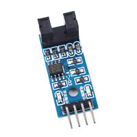 Slot-type Optocoupler Module Speed Measuring Sensor for Arduino 3.3V-5V. Fad US