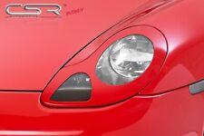 CSR Scheinwerferblenden für Porsche 986 911 996 Böser Blick Blenden Set ABS