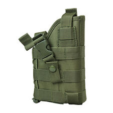 Green Left Right Hand MOLLE Holster Fits GLOCK 19X 22 23 17 19 21 34 35 Pistols