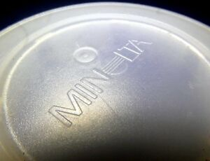 Minolta Maxxum AF Camera White Body Cap OEM BDC-1000 Sony Alpha a99 a77 a57