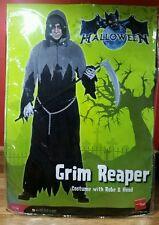 Smiffy's Grim Reaper Robe with hood MEDIUM