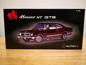 1:18 Biante /Autoart Holden 1969 HT GTS 350 Monaro  in Monaco Maroon #73411