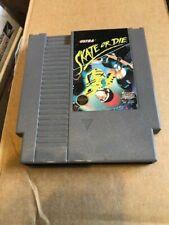 Skate or Die (1988) Original Nintendo Game Cartridge NES