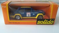Fiat 131 Rallye N°5 - scala 1/43 Solido (art.54)