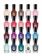 Sally Hansen Miracle Gel Nails Polish Nail Paint*No UV Lamp Needed**BUY2GET1FREE