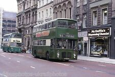 Merseyside 2102 April 1981 Liverpool Bus Photo