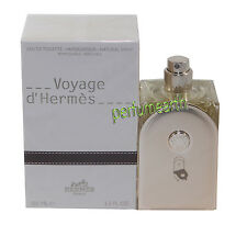Voyage D'hermes by Hermes Edt Refillable Spray 3.4/3.3 oz For Unisex New
